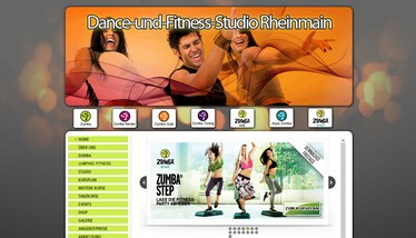 Zumba in Hessen<br><i>Fitness Studio</i><br>